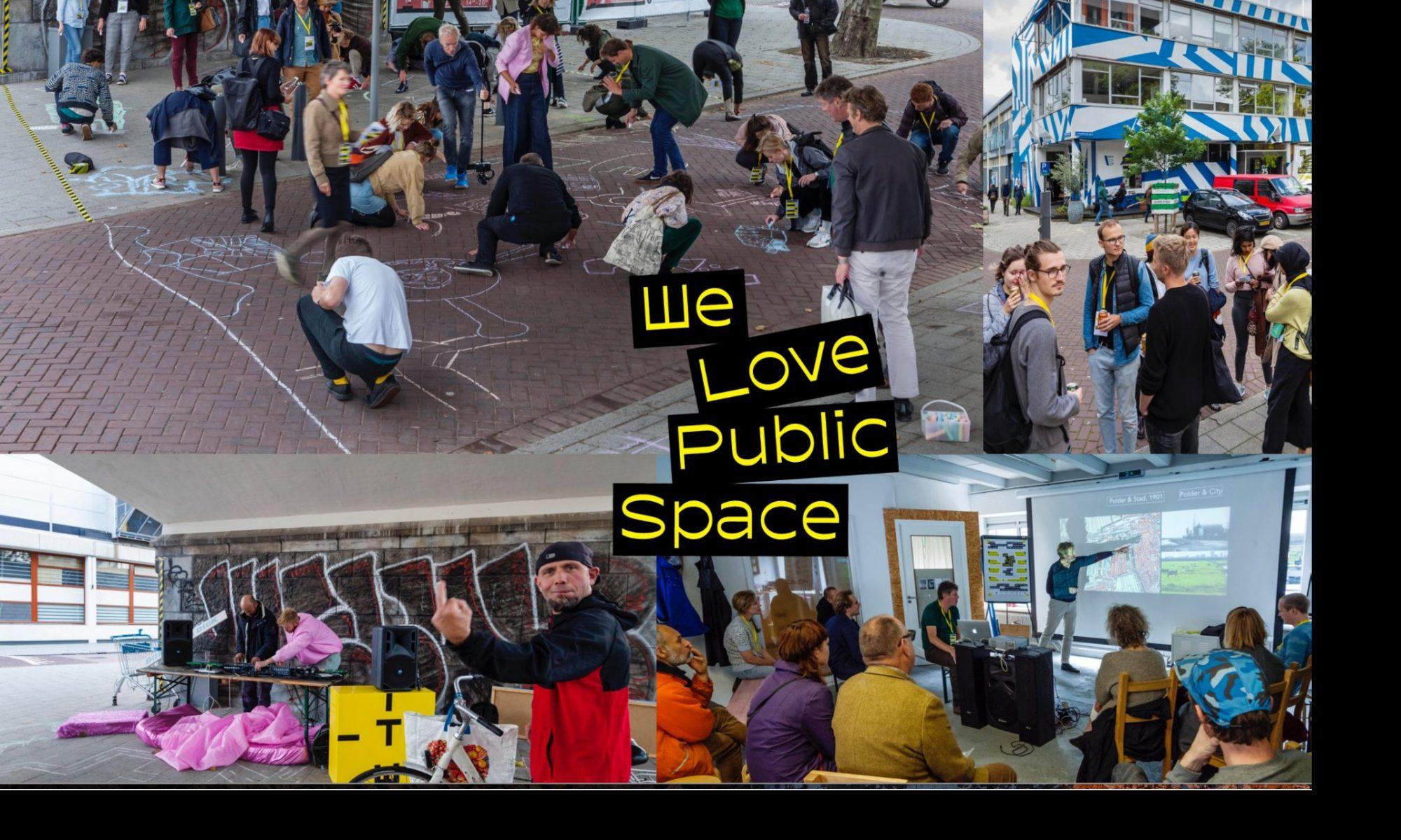 we love public space